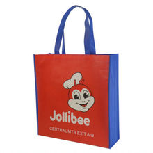 Promotion Non woven Packaging bag,PP Non woven Grocery bags with Matt Lamination