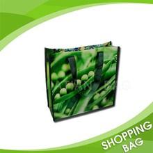 Cheap Reusable Folding PP Woven Shopping Bag Supplier