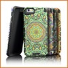Crazy selling smooth tpu water decals custom case for iPhone6