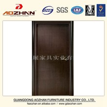 High quality Interior solid wooden door AZ-GGQT-0267