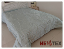 comforter set withmatching curtains 100% polyester bedding quilts set