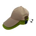Más caliente gorra de béisbol del bluetooth de venta con el auricular / bluetooth casquillo del deporte