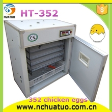 Competitive Automatic Egg Hatching Machine (strong packge hot in India) HT-352