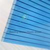 UV protected polycarbonate hollow roofing sheets polycarbonate sunlight sheet