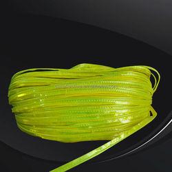 China alibaba high visibility PVC sewing reflective piping material