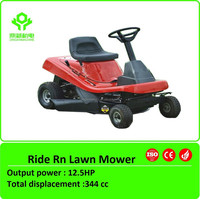 Garden Tool Gasoline electric ride on lawn mowers