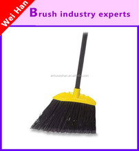 high quality plastic angle cleaning broom indoor floor sweeping brush