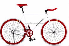 Customize your fixed gear bicycle/DIY YOUR LOVED FIXED GEAR