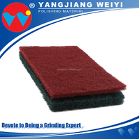 Suitable for manual floor cleaning pad
