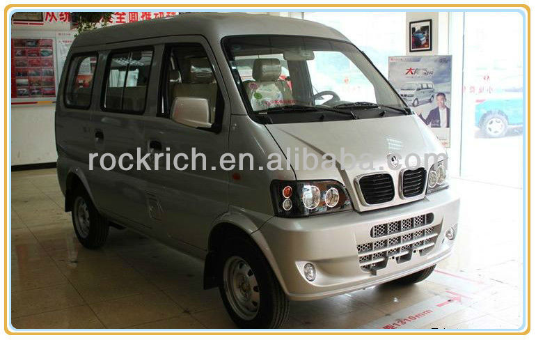 7 koltuk Yepyeni Dongfeng Mini Van