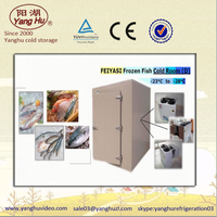 PU panels customized size cold cool room walk in freezer unit room walk in cooler freezer