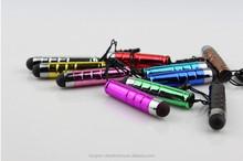 High sensitive Capactive Mini stylus pen for mobilephone