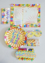 Theme Kids Happy Birthday Party Supplies