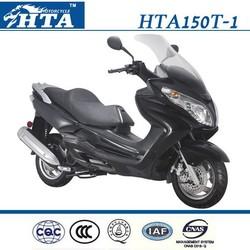 HTA Motorcycle-150cc Scooter(HTA150T-1) black