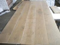 white washed oak / Engineered European White Oak prefinished flooring