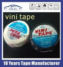 VINI pvc tape PVC electrical tape Janpanese insulation tape