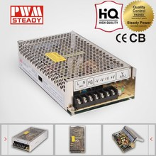 yueqing factory provide power supply 200w CE approved christmas tree power supply 12v 16.7A