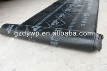 SBS bituminous torched waterproofing membrane