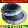High performance reducing rubber bellows expansion joints