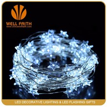 New product ideas starry light 12 v copper wire LED string lights