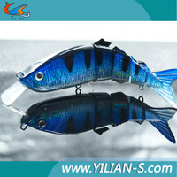 Crazy sale jointed fishing lure baits kern river rainbow trout chinese fishing tackle
