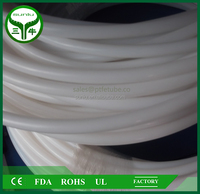 Clear PTFE hose in ID 8mmx OD 10mm,PTFE hose assembly in china /suniu