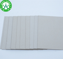 800g cardboard grey board shoe box recycled paper sheets
