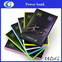Portable mobile charger powerbanks for samsung galaxy s4 s5 s6