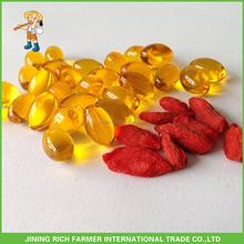 New season 100% natural and certified organic goji berry capsule