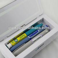 Joyikey portable insulin pen cooler box for travel AC/DC/Li-battery