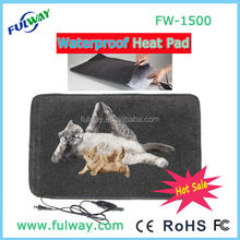 Safe waterproof pet pad electric heating pad for dogs and cats