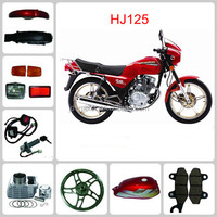 Genesis HJ125-2D motorcycle spare parts