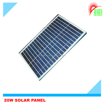 Best quality 20W 18V poly solar panel