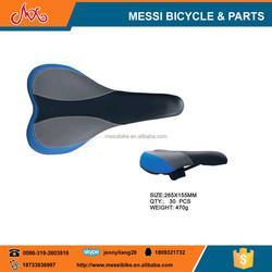 NEW! hot selling leather bicycle saddle , bicycle saddle bike saddle factory MS-AZ-68D