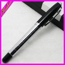 high quality crystal luxury metal rollerball pen Metal gift roller pen roller ball pen