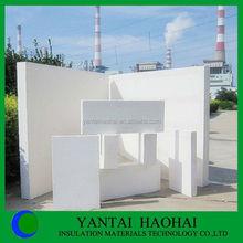 tunnel construction heat keeping calcium silicate board/pipe/bricks/plate /slap calcium silicate blocks