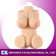 High Quality Rubber Pussy and Ass Sex Doll cheap silicone sex doll