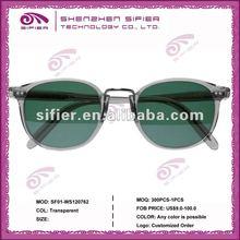 Full Frame Transparent Sun Glasses For Women