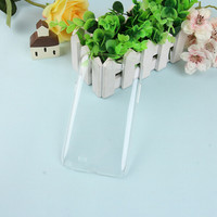 Dustproof Transparent Hard PC Phone Cases for Samsung Galaxy Note2 N7100