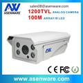 Asenware AW-C419100m ir câmera de cctv impermeável de longo alcance