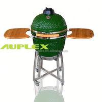 "21"" Factory free-standing bbq grill umbrella"