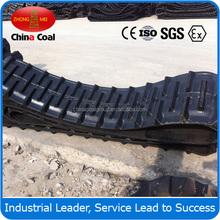 2015 Rubber Belt Track Rubber Track For Mini Crawler Excavator