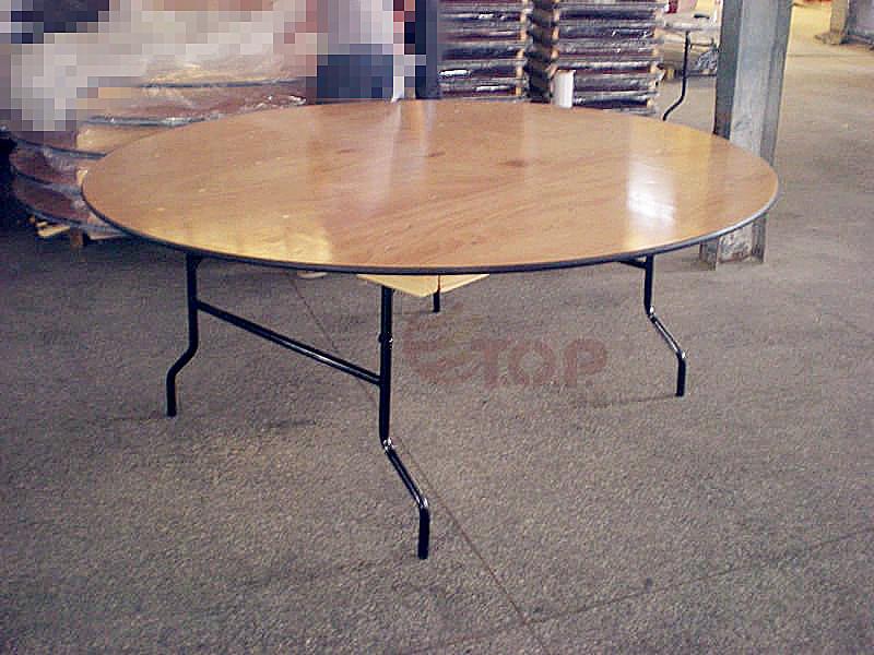 둥근 나무 식탁-목재 테이블 -상품 ID:60065466676-korean.alibaba.com