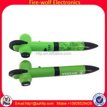 Newest Selling products Advertisement contour promotional pens