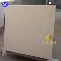 Natural Beige Color Marble Crema Marfil