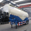 Top Quality 35CBM 3 axle Cement Bulk Tanker Trailer In Truck Semi trailer or Semi-trailer Trucks