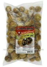 Plastic dried lemon bag/Dried lemon packing bag/10 ounce dried lemon bag