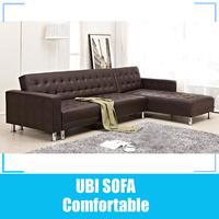 Modern click clack sofa bed MY045