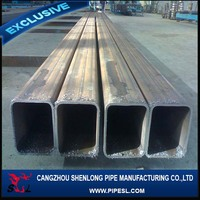 Stainless Steel Square Pipe/Structural Steel Section Properties