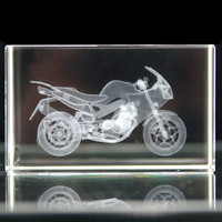Wholesale crystal K9 glass 3d laser engraving cube for gifts